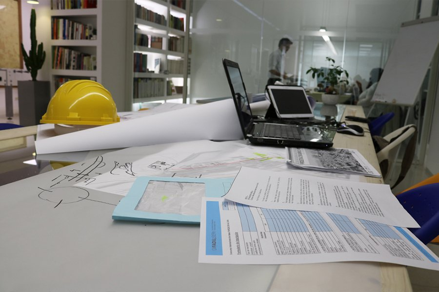 progettazione - Uffici BB1