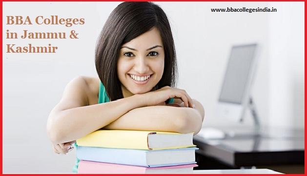 BBA Colleges in Jammu & Kashmir