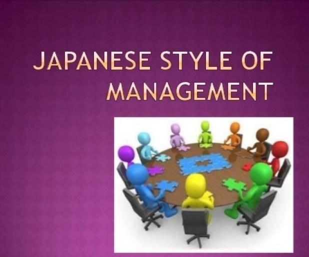 japanese management