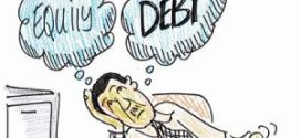 What are the Private debt securities
