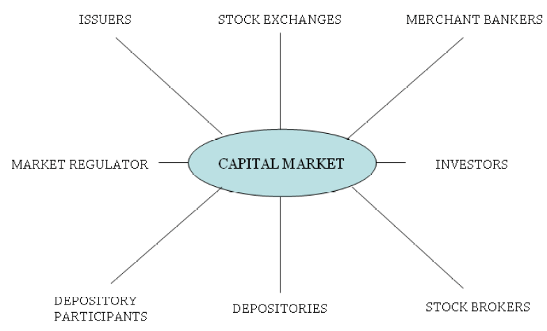 Constituents of Capital Market