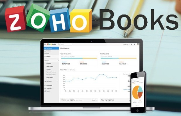Zoho Books - bbalectures