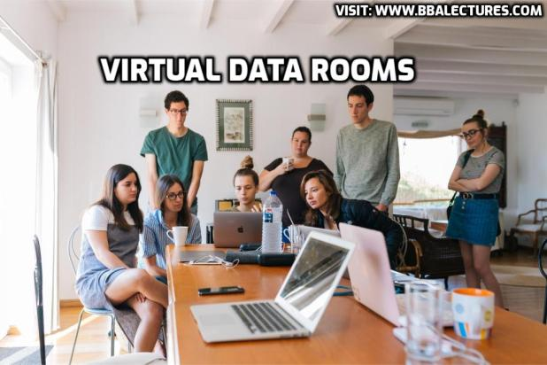 Virtual Data Rooms For Mergers And Acquisitions