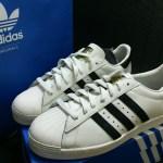 ต่างกันยังไง?! Adidas Superstar 80s Vintage DLX และ Superstar II