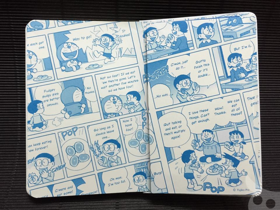 Moleskine X Doraemon-28