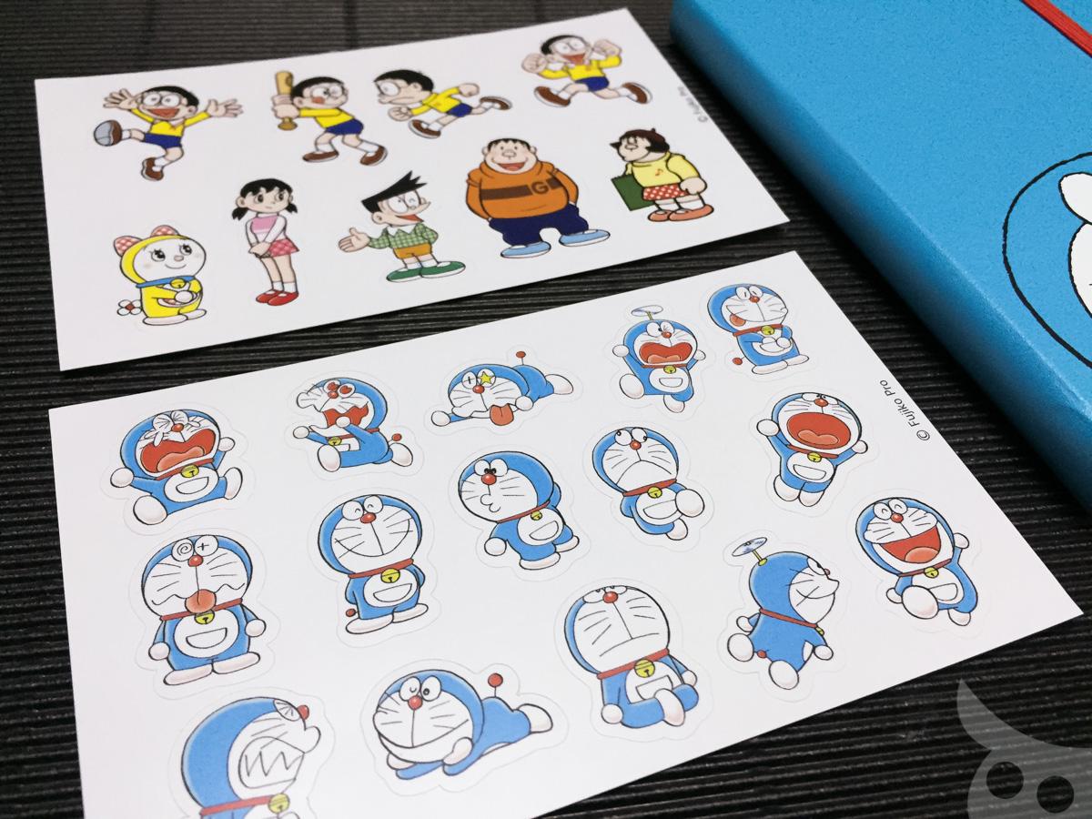 Moleskine X Doraemon-30