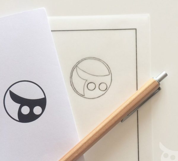Rubber Stamp-Step 1