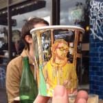 สเก็ตช์ภาพบนแก้วกาแฟ เพิ่มรสชาติเก็บเกี่ยวความทรงจำแบบพาโนราม่า