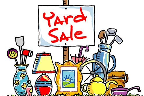 Lions Club to Sponsor Community Yard Sale