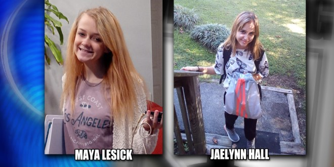 Roane County Sheriff's Dept. Needs Help Locating Two Missing Teens