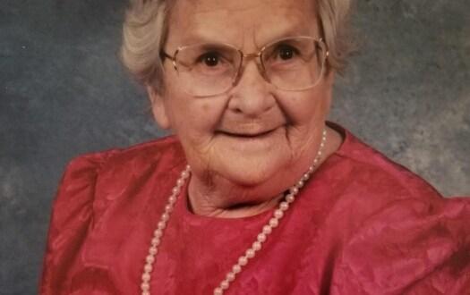 Alma E. Brummett, 102, Oliver Springs
