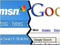 Microsoft and Google