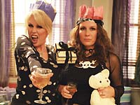 BBC Absolutely Fabulous Episode Guide Drinkin