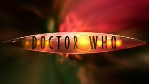 The 2005-2009 Doctor Who logo