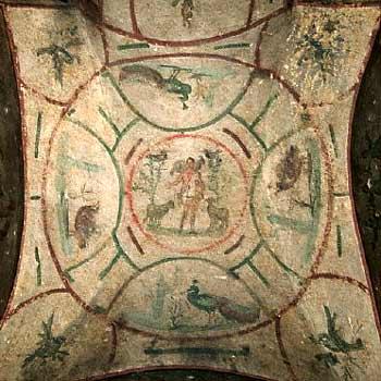 picturi catacombe