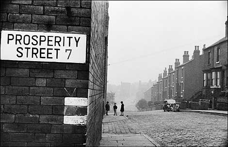 Prosperity Street, Leeds c/o © Marc Riboud