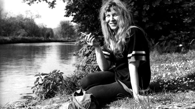 Sandy Denny by Keith Morris 1972