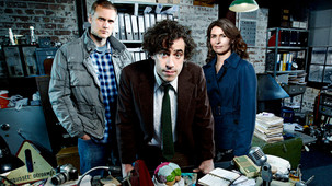 Episode image for Dirk Gently