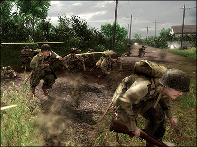 Brothers in Arms screen