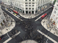 New crossing at Oxford Circus
