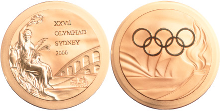 Kevin's Eleven: Best Olympic Medal designs (5/6)