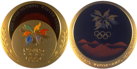 Kevin's Eleven: Best Olympic Medal designs (4/6)