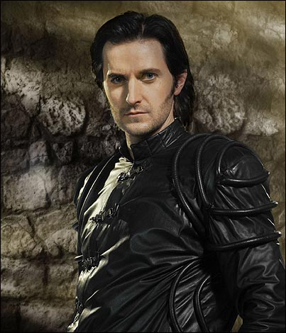 Richard Armitage in what the Robin Hood producers