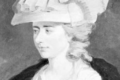Fanny Burney wrote Evelina, one of the most popular 18th century novels in England.