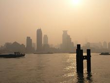 Air pollution in Shanghai