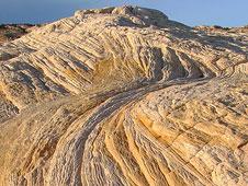 Navajo Sandstone formations in Utah