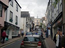 Totnes in Devon