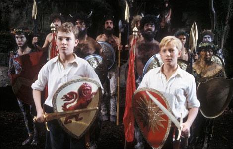 Pevensie brothers (original Narnia)