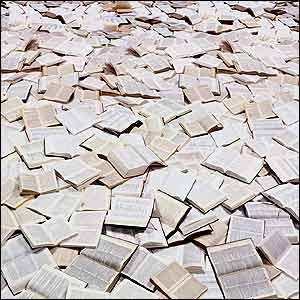 En Sudamérica el pirateo de libros equivale a 250 millones de libros. Foto: (BBCMUndo.com)