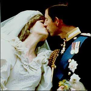 Matrimonio de Carlos y Diana
