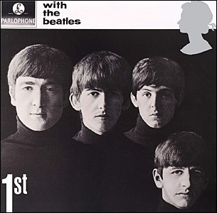 El sello postal con la portada del álbum With the Beatles –su segundo trabajo, publicado en 1963- se venderá por 32 peniques (US$0,64).