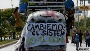 Cumbre en Cancún