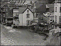 Lynmouth 1952