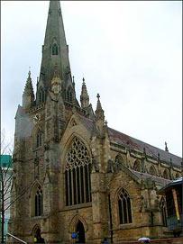 Bbc Birmingham Faith St Martin S Church The Bullring