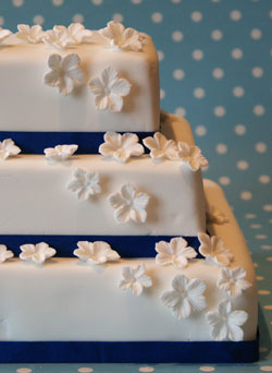 BBC   BBC Food blog  How to make a wedding cake wedding cake