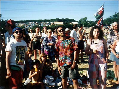 Image result for glastonbury 1994