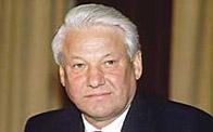 Photo of Boris Yeltsin