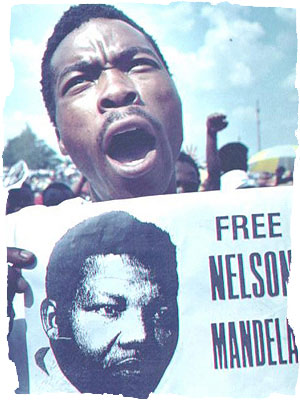 Campaña por la liberación de Nelson Mandela