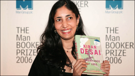 Image result for kiran desai booker