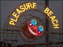 BBC Lancashire Going Out Pleasure Beach Plans What