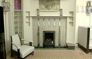Mackintosh living room