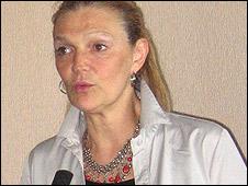 Dra. Lilián Corra, presidenta de la Asociación Argentina de Médicos por el Medio Ambiente