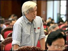 Nhà sử học Dương Trung Quốc