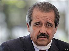 José Ángel Córdoba, secretario de Salud de México