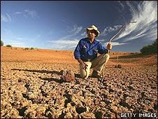 Sequía en Australia