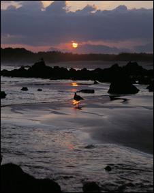 Sunset Quinta Playa, Isabella, Galapagos
